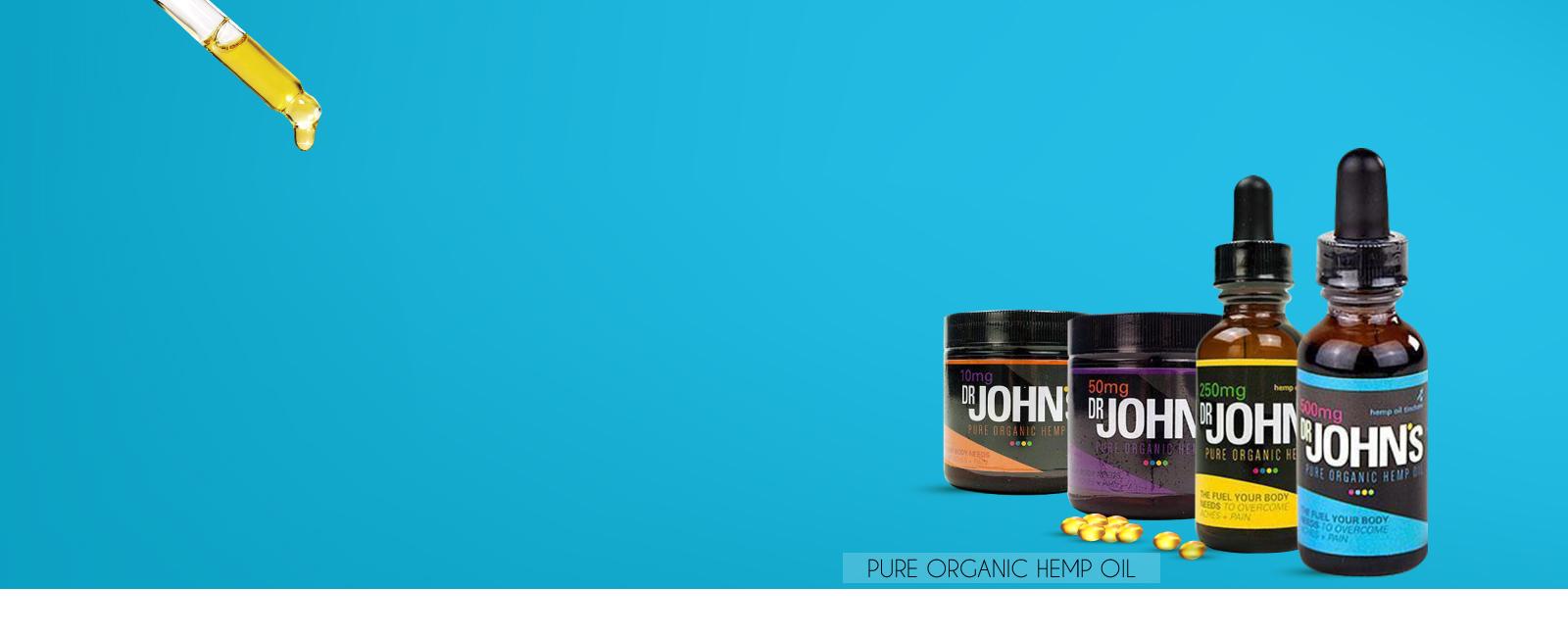 Home   Dr. John's Hemp Remedies Wholesale   Pure Organic Hemp Oil