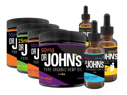 Dr. John's Hemp Remedies Wholesale | Dr.johns-affiliate1